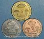 Monnaies Euro des Villes. Colmar (68). 1 1/2 euro 1997
