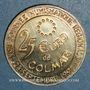 Monnaies Euro des Villes. Colmar (68). 25 euros 1997