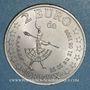 Monnaies Euro des Villes. Dreux (28). 2 euro 1998
