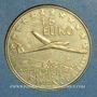 Monnaies Euro des Villes. Fayence (83). 1,5 euro 1997