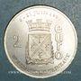 Monnaies Euro des Villes. Issy-les-Moulineaux (92). 2 euros 1997