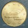 Monnaies Euro des Villes. La Bresse (88). 1euro 1997