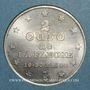 Monnaies Euro des Villes. La Flèche (72). 2 euro 1998