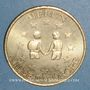 Monnaies Euro des Villes. Melun (77). 1 euro 1998