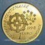 Monnaies Euro des Villes. Mulhouse (68). 1 euro 1998