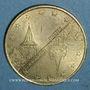 Monnaies Euro des Villes. Obernai (67) et Gegenbach (Allemagne). 1 euro 1997