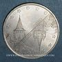 Monnaies Euro des Villes. Obernai (67) et Gegenbach (Allemagne). 2 euros 1997