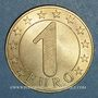 Monnaies Euro des Villes. Paris (75). 1 euro 1996