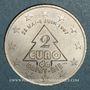 Monnaies Euro des Villes. Saint-Dié (88). 2 euro 1997