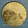 Monnaies Euro des Villes. Saint-Laurent-du-Var (06). 1 euro 1998