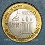 Monnaies Euro des Villes. Saint-Laurent-du-Var (06). 2 euro 1998
