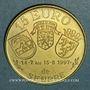 Monnaies Euro des Villes. Seurre (21). 1,5 euro 1997
