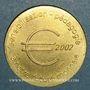 Monnaies Euro des Villes. Tours (37). 1/2 euro (1997)