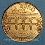 Monnaies Euro des Villes. Uzes (30). 1,5 euro 1997