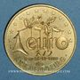 Monnaies Euros des Villes. Strasbourg. 1 euro 1/2. 1996
