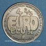 Monnaies Euros des Villes. Strasbourg. 4 2/3 euros 1996