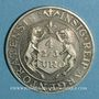 Monnaies Euros des Villes. Strasbourg. 4 2/3 euros 1998