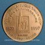 Monnaies Euros des Villes. Strasbourg. 5 euros 1997