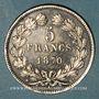 Monnaies Gouvernement de défense nationale (1870-1871). 5 francs Cérès sans légende, 1870A
