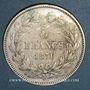 Monnaies Gouvernement de Défense Nationale (1870-1871). 5 francs Cérès sans légende. 1871K