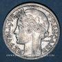Monnaies Gouvernement provisoire (1944-1947). 2 francs Morlon aluminium 1946B