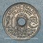 Monnaies Gouvernement provisoire (1944-1947). 20 cmes 1945