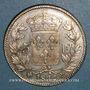 Monnaies Henri V, prétendant (1830-1883). 5 francs 1832
