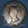 Monnaies Italie. Duché de Parme, Piacenza et Guastalla, Marie Louise d'Autriche (1815-1847). 1 lire 1815