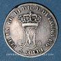 Monnaies Italie, Duché de Parme, Piacenza et Guastalla, Marie Louise d'Autriche (1815-1847), 5 soldi 1815