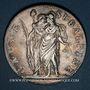 Monnaies Italie, Gaule Subalpine (1800-1802), 5 francs an 10 (= 1802), Turin