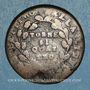 Monnaies Italie. République Parthénopéenne. 4 tornesi (1799)