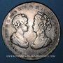 Monnaies Italie. Royaume d'Etrurie. Charles Louis & Marie Aloyse, régente (1803-1807). 10 paoli 1806 Florence