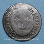 Monnaies Italie. Royaume d'Etrurie. Charles Louis et Marie Aloyse, régente (1803-1807). Mezzo soldo, n.d.