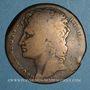 Monnaies Italie. Royaume de Naples et des Deux Siciles. Joachim Murat (1808-15). 3 grana 1810