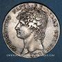 Monnaies Italie, Royaume de Naples et des Deux Siciles, Joachim Murat (1808-1815), piastre de 12 carlini 1809