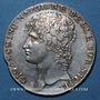 Monnaies Italie, Royaume de Naples et des Deux Siciles, Joachim Murat (1808-1815), piastre de 12 carlini 1810