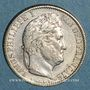 Monnaies Louis-Philippe (1830-1848). 1/2 franc 1845A