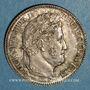 Monnaies Louis Philippe (1830-1848). 1 franc 1848 A
