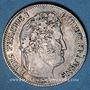 Monnaies Louis Philippe (1830-1848). 1 franc 1848A
