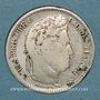 Monnaies Louis Philippe (1830-1848). 2 francs 1838 A
