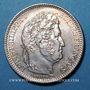 Monnaies Louis-Philippe (1830-1848). 2 francs 1845 BB. Strasbourg