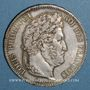 Monnaies Louis Philippe (1830-1848). 5 francs 1832A