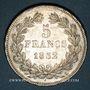 Monnaies Louis Philippe (1830-1848). 5 francs 1832I. Limoges