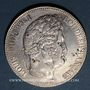 Monnaies Louis Philippe (1830-1848). 5 francs 1834 A