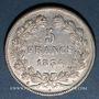 Monnaies Louis Philippe (1830-1848). 5 francs 1834A