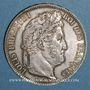 Monnaies Louis Philippe (1830-1848). 5 francs 1840 B. Rouen