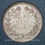 Monnaies Louis Philippe (1830-1848). 5 francs 1843A