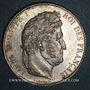 Monnaies Louis Philippe (1830-1848). 5 francs 1843W. Lille