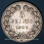 Monnaies Louis Philippe (1830-1848). 5 francs 1846 A