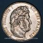 Monnaies Louis Philippe (1830-1848). 5 francs 1847 A